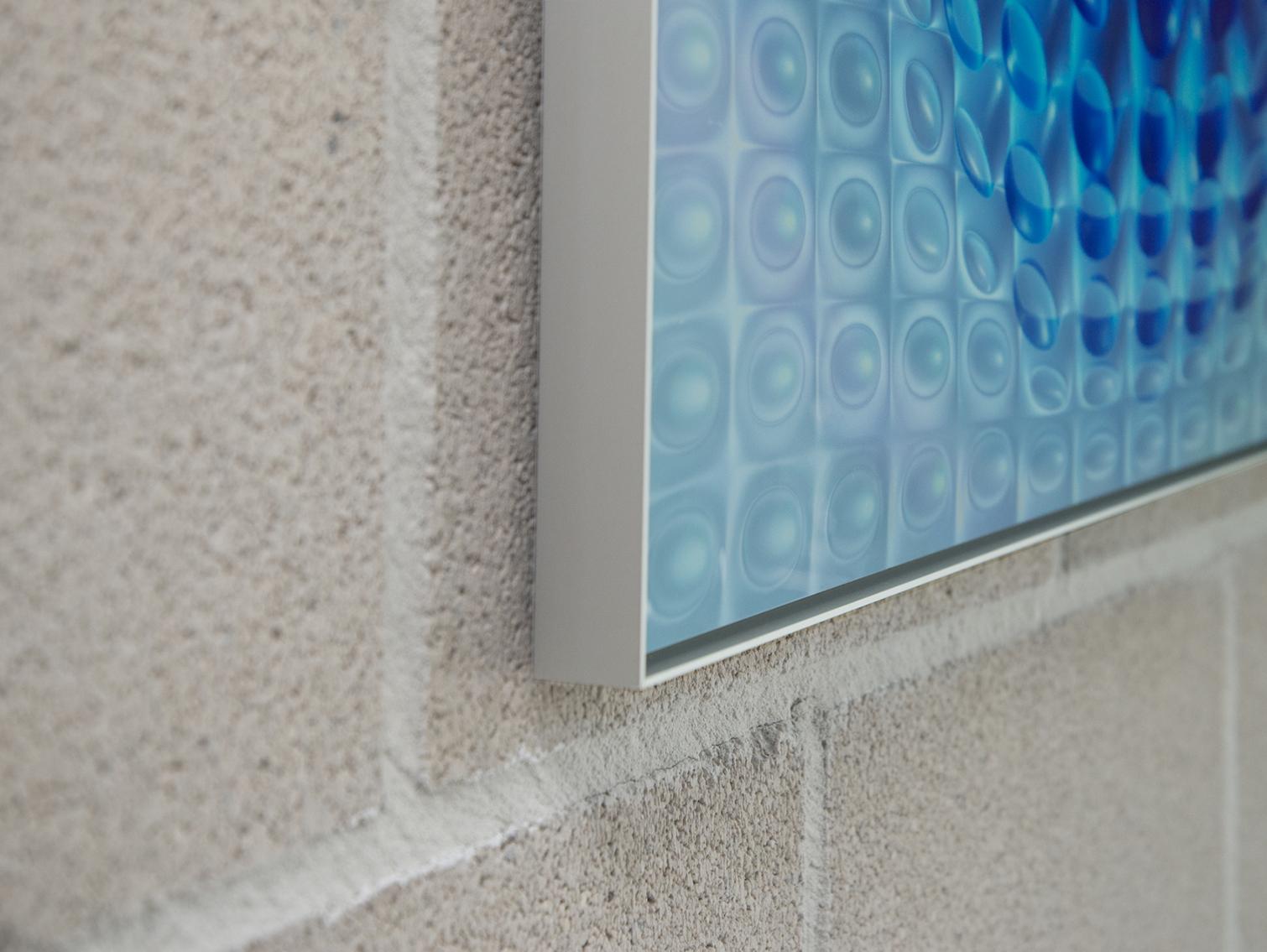 Detail Aluminium Art Box Frame 2.5 cm