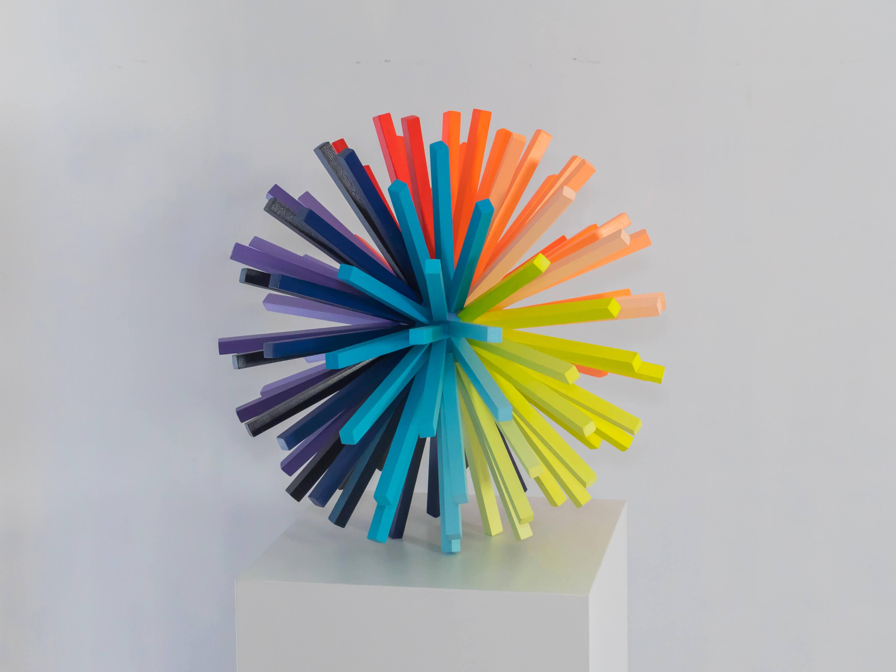 Sculpture 'Arcosphère 40 cm