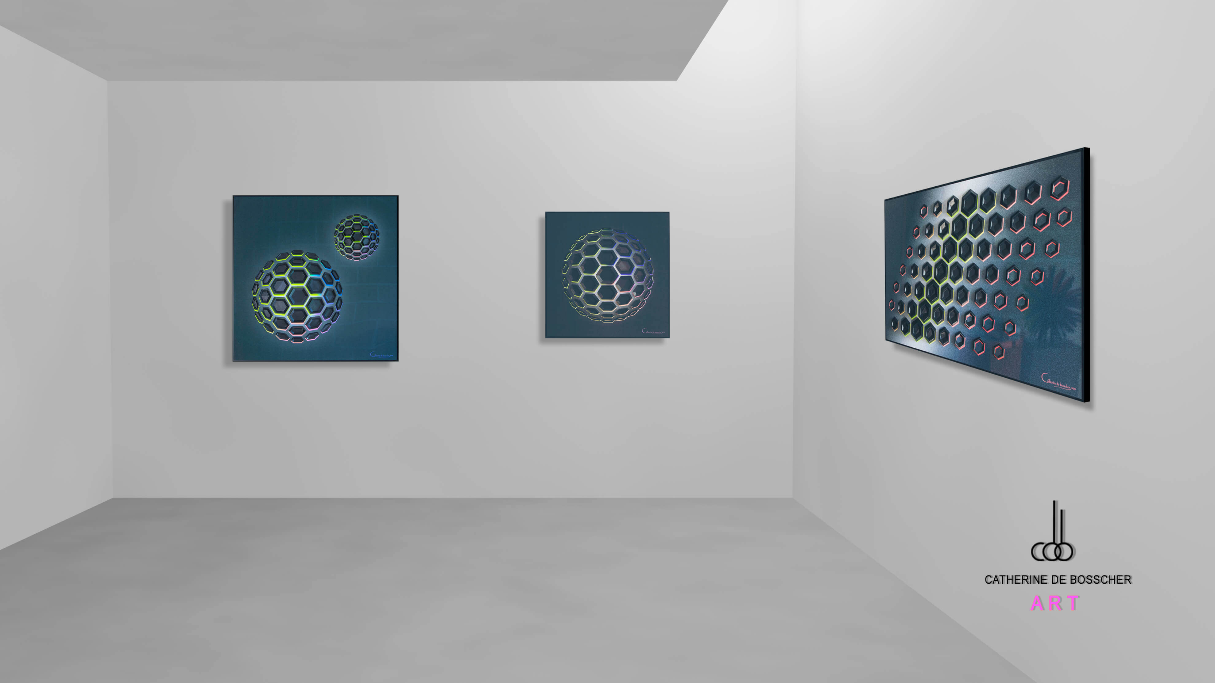 "Series ""Geometric Matter"""